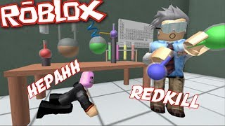 ON MUST ESCAPE FROM THE SCHOOL (the weirdest in the world 🤣) Roblox UK