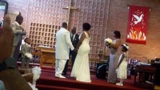 LaKesha and Wyneaus' Molin' s Wedding!