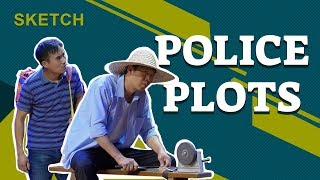 "Christian Variety Show | ""Police Plots"" 
