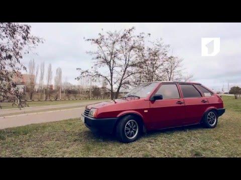 Утренний эфир / Автомобиль ВАЗ-2109 на пневмоподвеске с дизельным двигателем