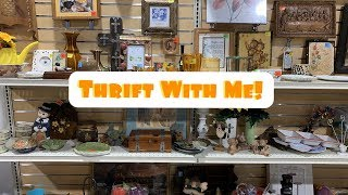 Thrift With Me! Went Back To S…
