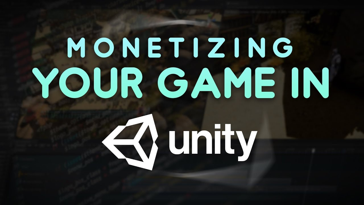 Monetize Your Game - Unity 2018 Ads Tutorial - Unity Ad Services Tutorial