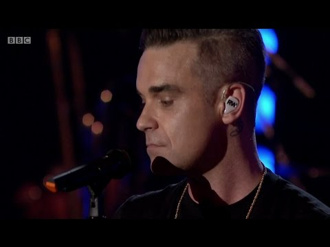 Robbie Williams - BBC Radio 2 In Concert 2016