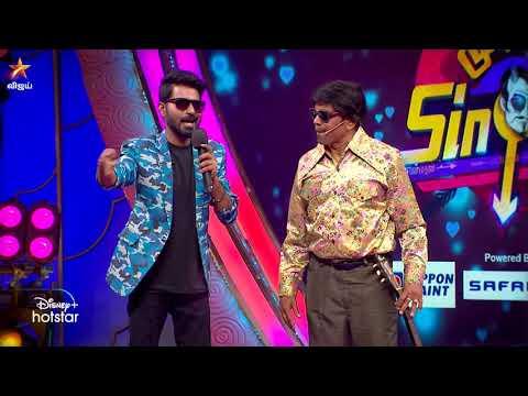 Vijay TV Murattu Singles show Full Episode Download | 4th April 2021