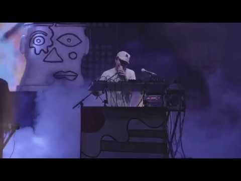 Animal Collective Live Set at Moogfest 2017