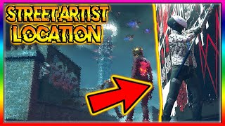 Watch Dogs Legion Best Street Artist Location