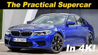 2018 / 2019 BMW M5 Review and Road Test