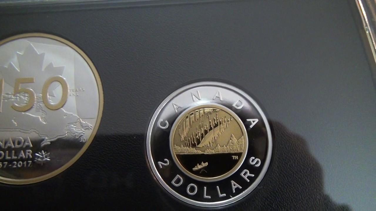 CANADA 1967-2017 50 CENTS 99.99/% PROOF SILVER CENTENNIAL HALF-DOLLAR COIN
