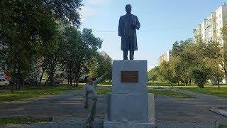 видео Памятник Дмитрию Калинину