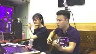 LÒNG MẸ - Hoà tấu Sáo Trúc Guitar Cực Hay ★ Con Gái Bắc Ninh Vừa Xinh vừa Giỏi... Nhìn muốn yêu!