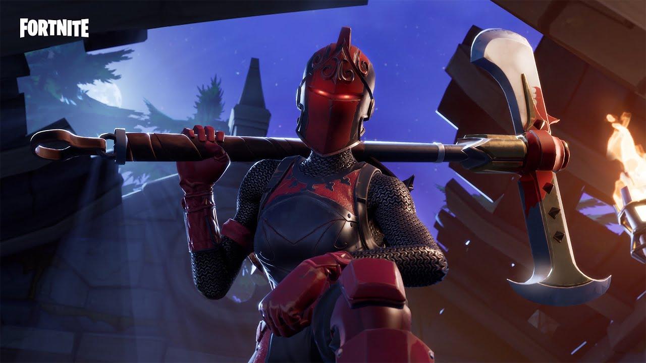 Red Knight Skin Back In Fortnite Today! *Item Shop Update* (Fortnite)