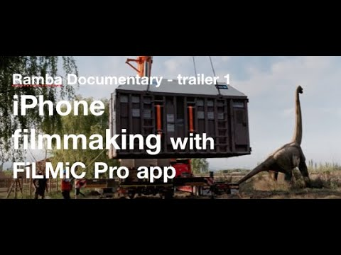 Ramba documentary teaser no:3 - iPhone Filmmaking with FiLMiC Pro