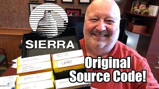 Ex-SIERRA Game Developer is selling Original Source Code! - Leisure Suit Larry, King