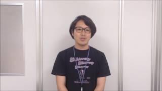 株式会社トーセの先輩☆担任の小山先生からのメッセージ 新潟市 専門学校 ゲーム