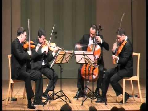Debussy, String Quartet Op.10 in G - 2. Assez vif et bien rythmé