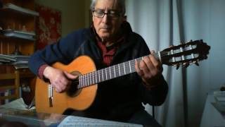 Those Were The Days - for solo guitar