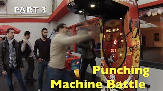 Punching Machine Battle Part 3