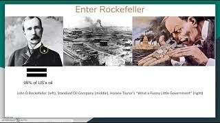 APUSH Video Explainer #2 - Gilded Age Tycoons/Economy