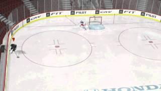 NHL 15 - Freeskate - Kyle Turris Deke