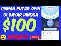 - 💵 BAYARAN HINGGA $100 CUMA PUTAR SPIN - APLIKASI PENGHASIL UANG 2020