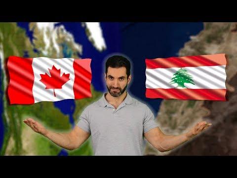 Canada & Lebanon: My Experience