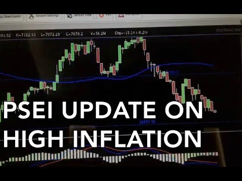 PSEI UPDATE ON HIGH INFLATION