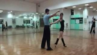 Crystal Phuong: Dancing with Crystal- Latin dance practice Thumbnail