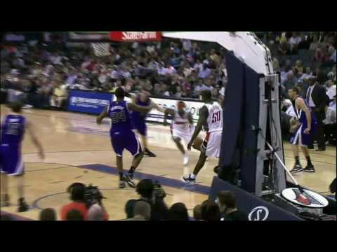Top 10 Plays from the 2009 Charlotte Bobcats