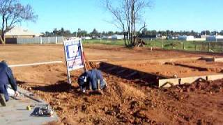 Home Building 2 - How To Build A House! Concrete Slab Const