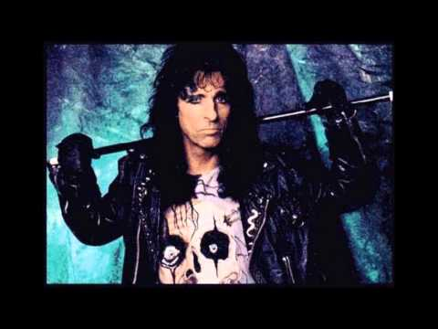 alice cooper i never cry