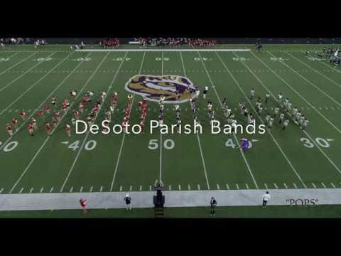 DeSoto Parish Bands,