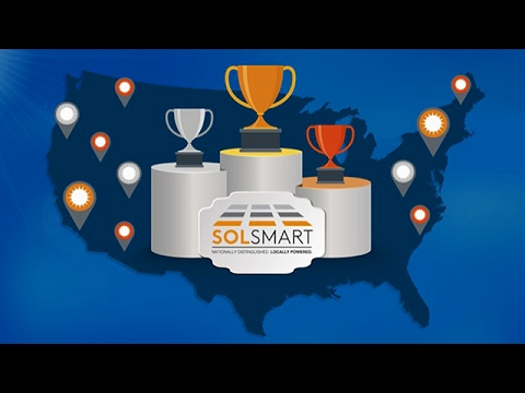 Reducing Solar Costs: SolSmart