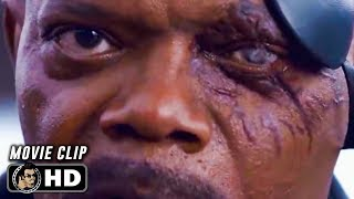CAPTAIN AMERICA: THE WINTER SOLDIER Clip - Eyes Open (2014) Samuel L. Jackson