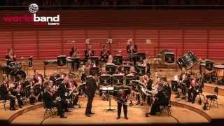 Black Dyke Band plays Londonderry Air (Soloist: Christopher Binns) @ World Band Festival Luzern 2015