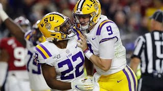 The Best of Week 11 of the 2019 College Football Season - Part 1