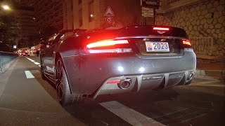 Aston Martin DBS Volante - Rev it Like You Stole it!