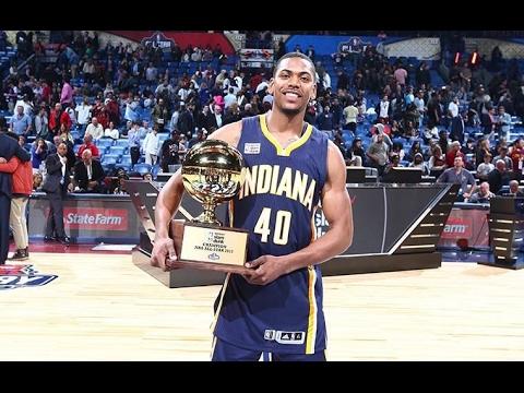 NBA Slam Dunk Contest 2017 - All Dunks of Final Round - Feb 18, 2017