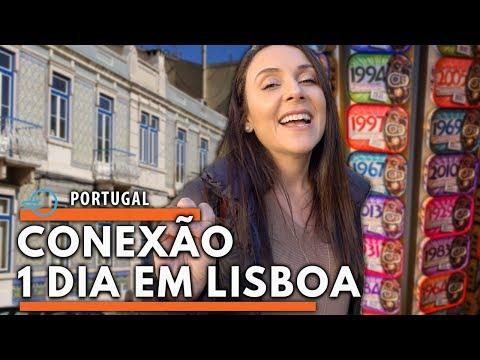 VIAGEM PARA PORTUGAL: 1 DIA EM LISBOA GUIA E AIRBNB