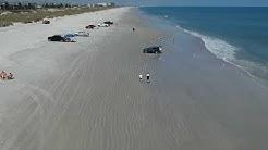 American beach, Amelia Island FL.  March 2018