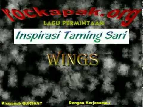 amuk aawie3   WINGS   Inspirasi Taming Sari
