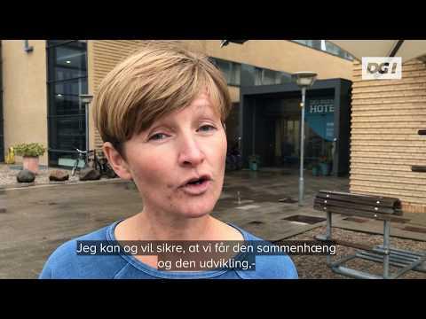 Elevatortale fra Charlotte Bach Thomassen, kandidat til formandsposten i DGI