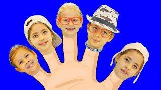 Finger family Song for Kids Dance & Sing Videoclip Nursery Rhymes