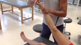 El daño ciático Cómo evaluar del nervio