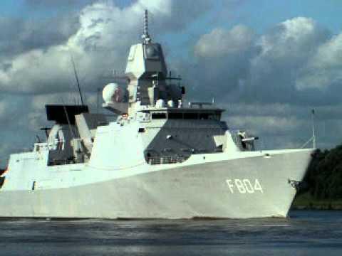"Marine Schiff ""De Ruyter"" F804  (NL)"