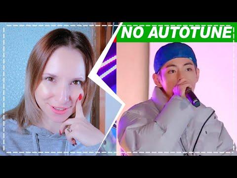 КАК K-POP АЙДОЛЫ ПОЮТ БЕЗ АВТОТЮНА #2 REACTION/РЕАКЦИЯ | BTS EXO KPOP ARI RANG