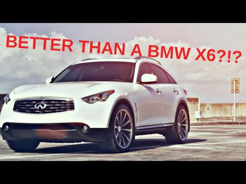 Sports Car Or Suv 2012 Infiniti Fx35 Review