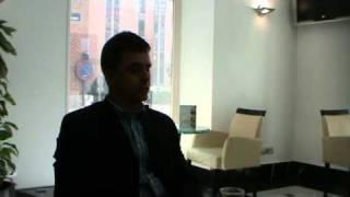 Entrevistamos a David Cachavera, director hotel Lusso Infantas, Madrid