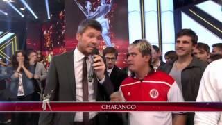 Showmatch 2014 - El mix de canciones que Charango le dedicó a Candelaria Tinelli