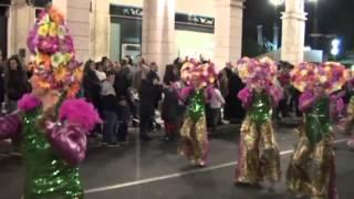 Cabalgata Carnaval de Ceuta 2015 - www.conoceceuta.com