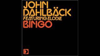 John Dahlback Feat Elodie Bingo Radio Mix